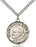 Image of St. Pope John Paul II Pendant (Sterling Silver)
