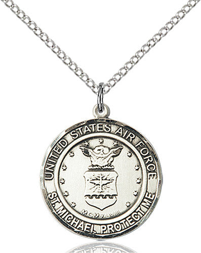 airforce_st_michael_pendant