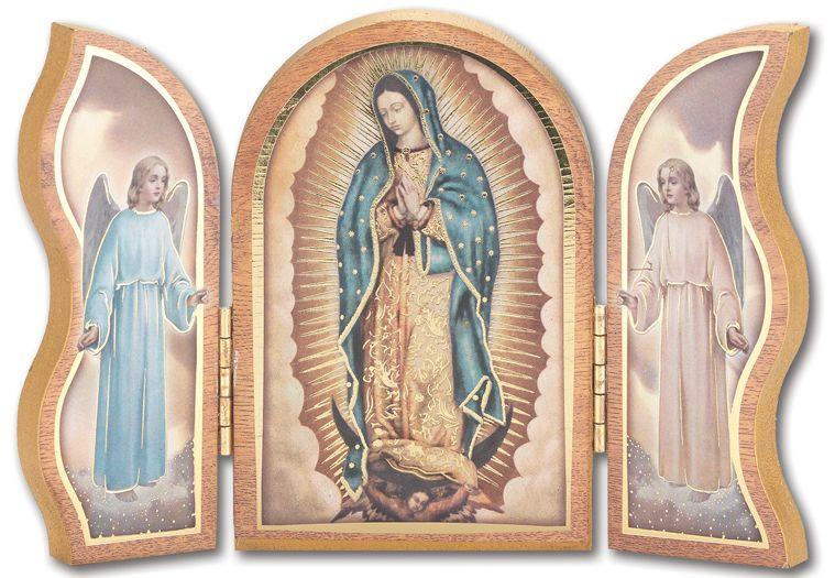 Our Lady of Guadalupe Tryptych
