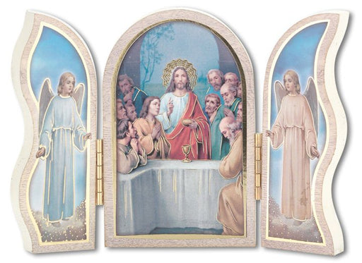 First Communion Triptych - Plaque - BACKORDER UNTIL JUNE