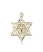 star_of_david_with_cross_medal_14kt_gold