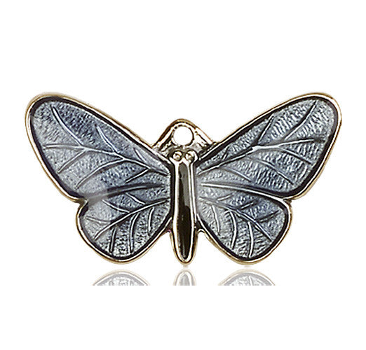 Image of Butterfly Medal (14kt Gold)
