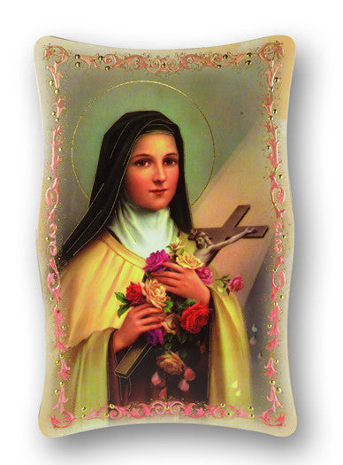 st_therese_plaque