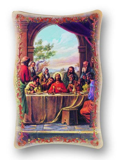 last_supper_plaque