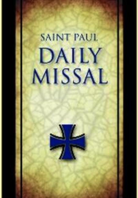 Saint Paul Daily Missal - ONLY 1 LEFT