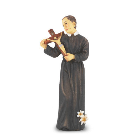 St. Gerard Hand Painted Solid Resin Statue