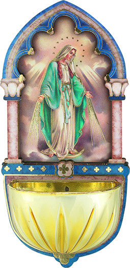 Image of OL OF GRACE HOLY WATER FONT