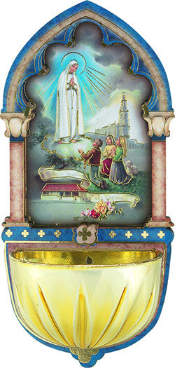 Image of OL OF FATIMA HOLY WATER FONT