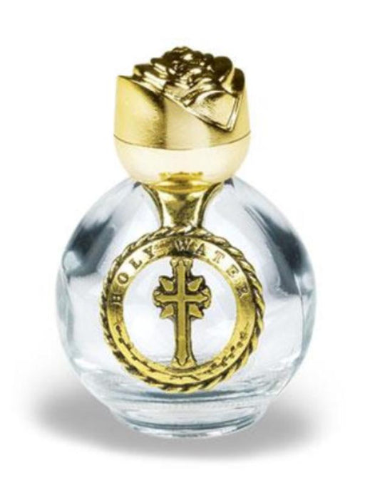 Glass Holy Water Bottle - Out of Stock