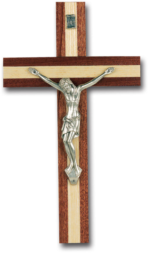 "10"" Inlay Cross & Crucifix"