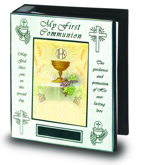 Image of MY FIRST COMMUNION POLISHED