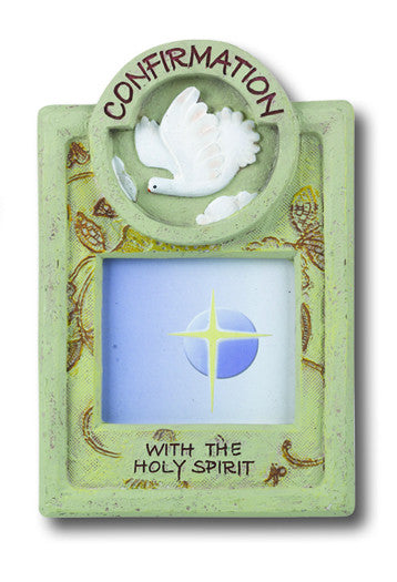 Image of CONFIRMATION RESIN FRAME