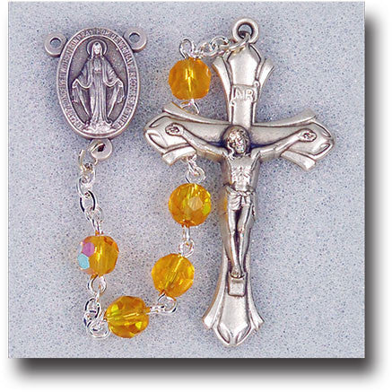 november_topaz_birthstone_rosary
