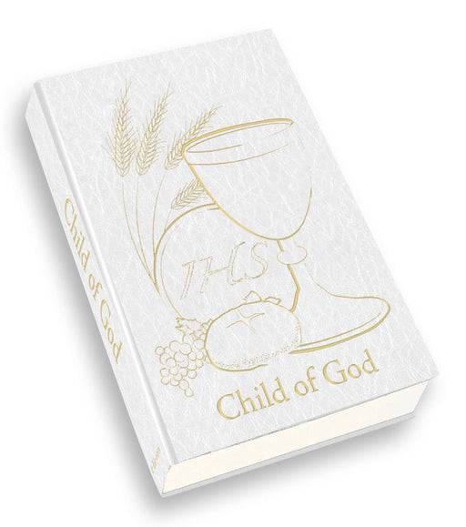 child_of_god_white_communion_book