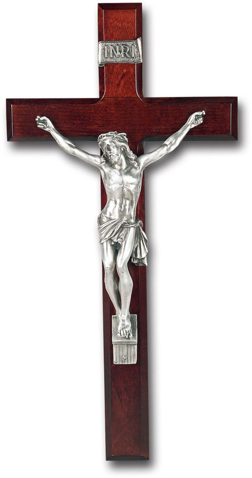 "13"" Dark Cherry Cross"