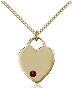 garnet_heart_pendant_14_karat_gold_filled