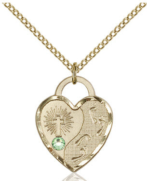 peridot_footprints_heart_pendant