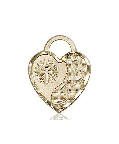 footprints_heart_medal_14kt_gold