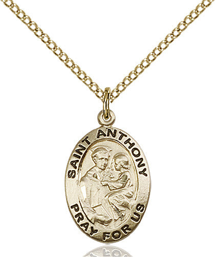 st_anthony_of_padua_pendant