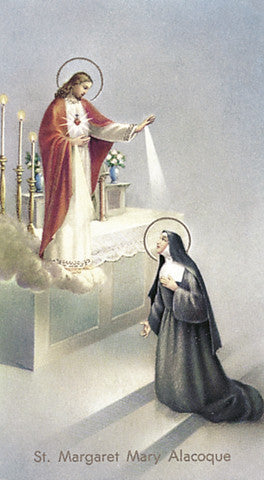Image of AT MARGARET MARY ALACOQUE