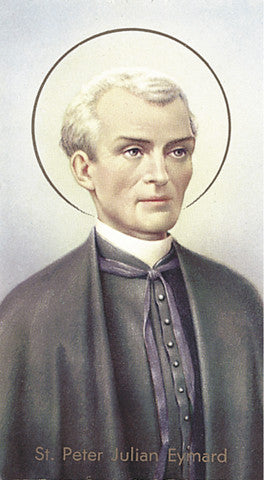 Image of ST PETER JULIAN EYMARD HOLY