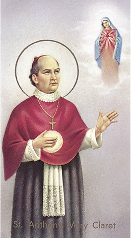Image of ST ANTHONY MARY CLARET HOLY
