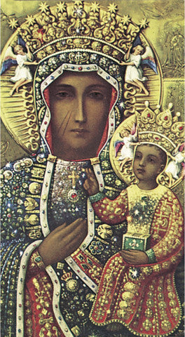 our_lady_of_czestochowa_holy_card