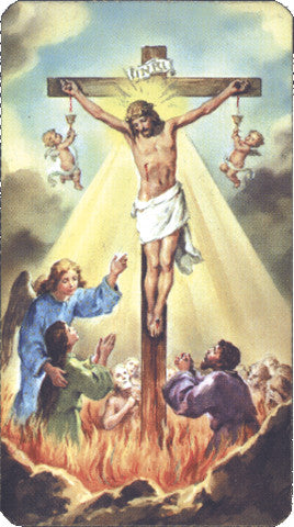 crucifixion_holy_card