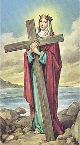 Image of ST HELEN HOLY CARD