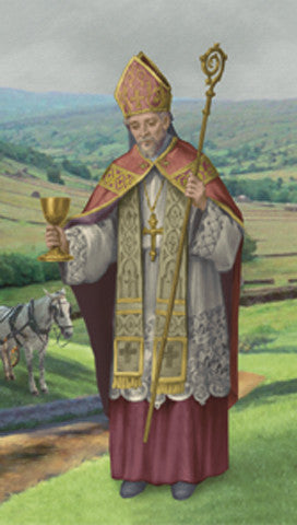 st_richard_holy_card