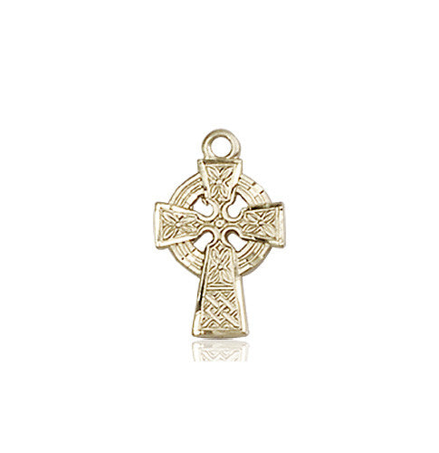 celtic_cross_medal_14kt_gold