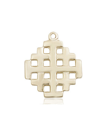 jerusalem_cross_medal_14kt_gold