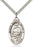 Image of Pope John Paul II Pendant (Sterling Silver)
