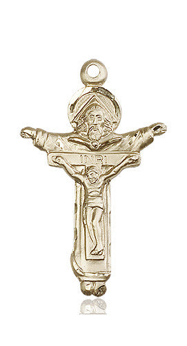 trinity_crucifix_medal_14kt_gold