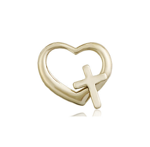 heart_cross_medal_14kt_gold