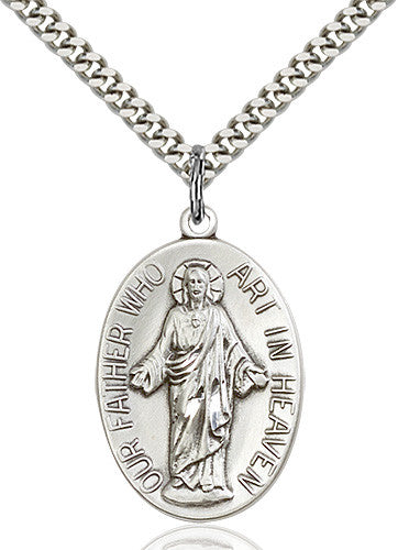 our_father_pendant
