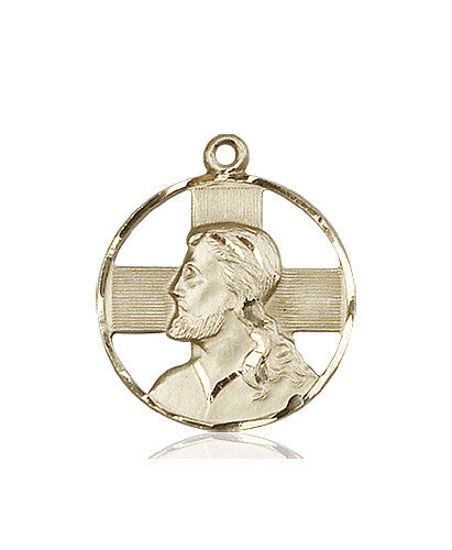 head_of_christ_medal