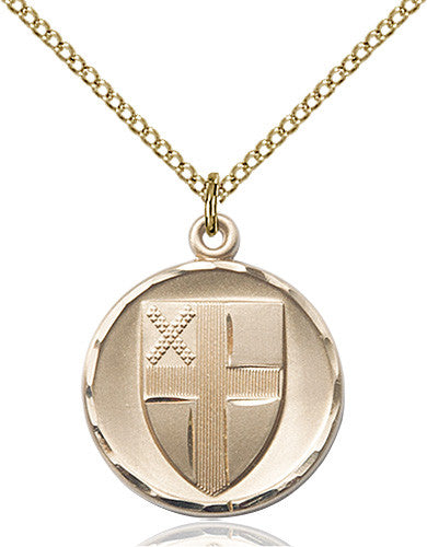 episcopal_pendant_14_karat_gold_filled