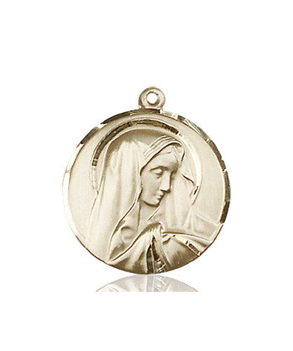 sorrowful_mother_medal_14kt_gold
