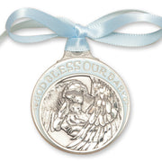 angel_crib_medal_blue_ribbon