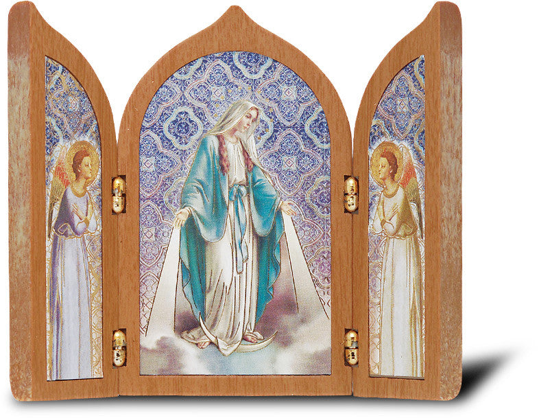 Image of OUR LADY OF GRACE TRYPTYCH