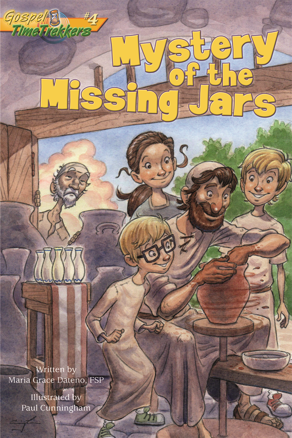 Mystery of the Missing Jars–GTT #4