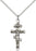 Image of Crucifix Pendant (Sterling Silver)