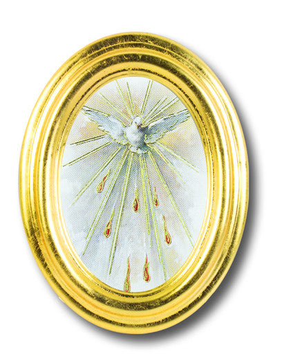 holy_spirit_gold_oval_frame