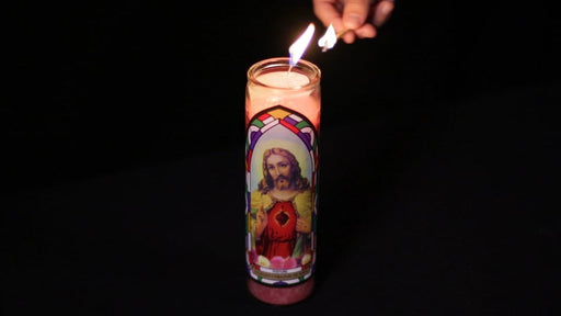 Sacred Heart of Jesus - Virtual Prayer Candle