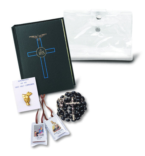 Image of BOY BLESSED TRINITY MISSAL W/