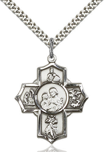 firefighter_silver_5_way_medal