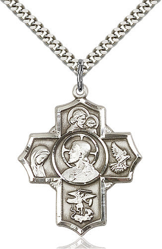 sacred_heart_5_way_pendant