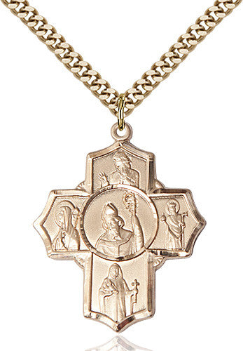 irish_5_way_pendant
