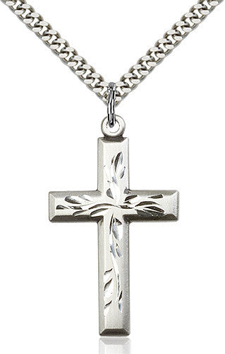 cross_pendant_sterling_silver